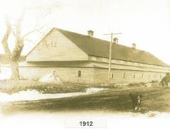 Okotoks Curling RInk 1912